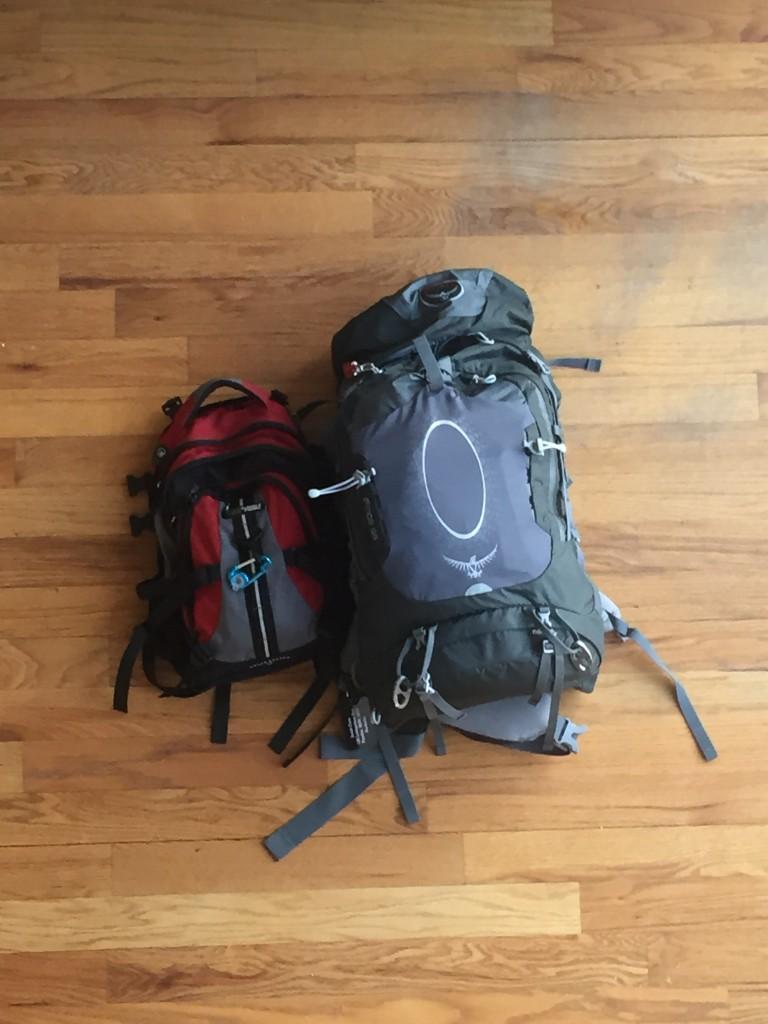 Jacob's two bags
