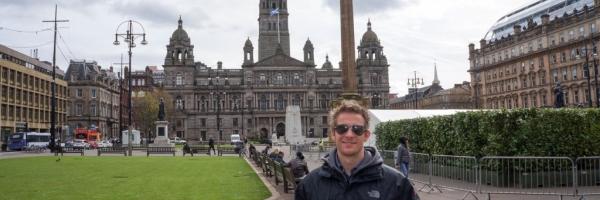 Georges Square, Glasgow