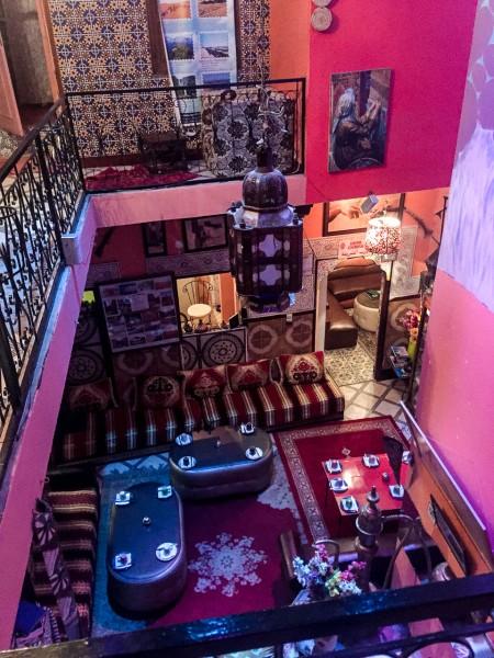Morocco Hostel