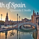 South of Spain, Granada & Seville