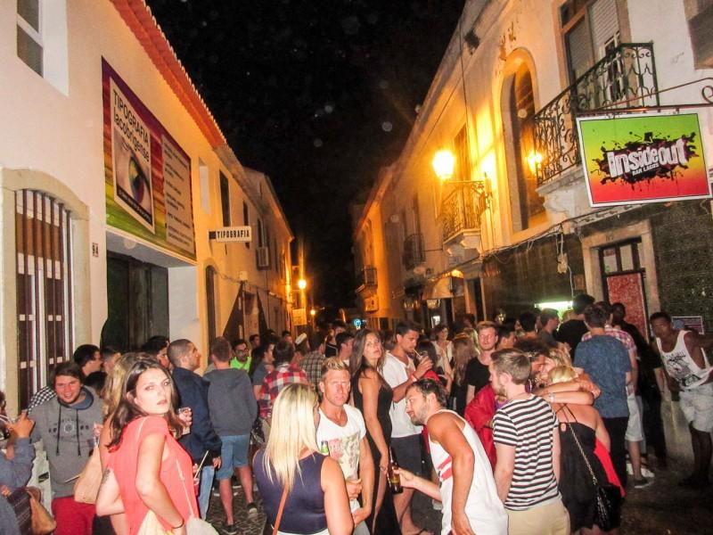 Lagos Party Street