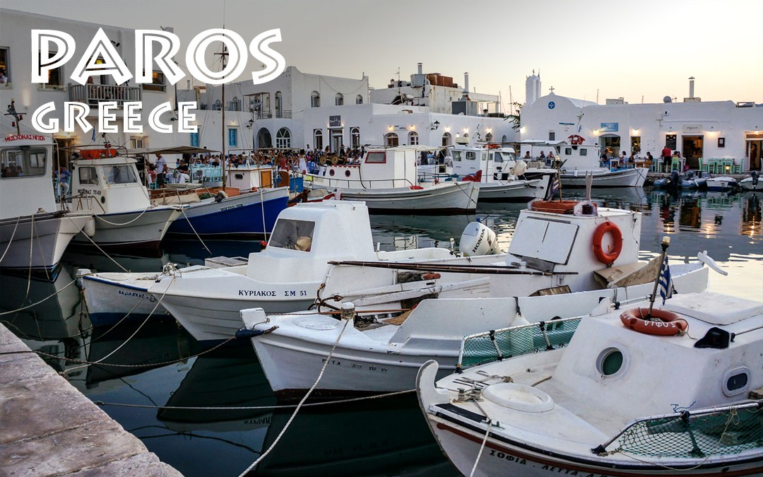 Paros, Greek Islands