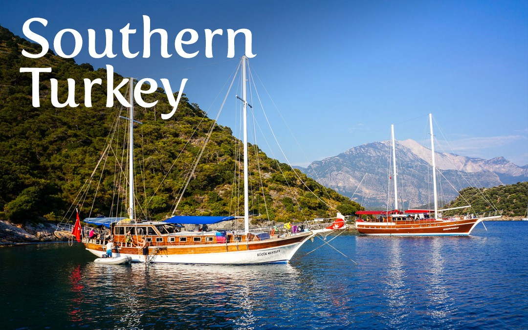 Cruising Southern Turkey on a Gulet