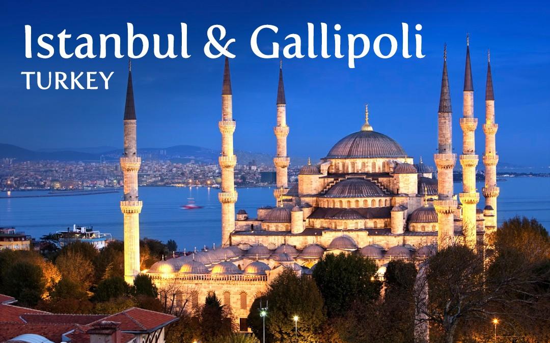 Istanbul & Gallipoli, Turkey