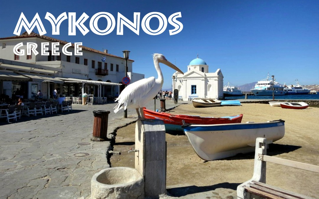 Best Island Beaches For Partying Mykonos St Barts: Mykonos, Greece Travel Guide