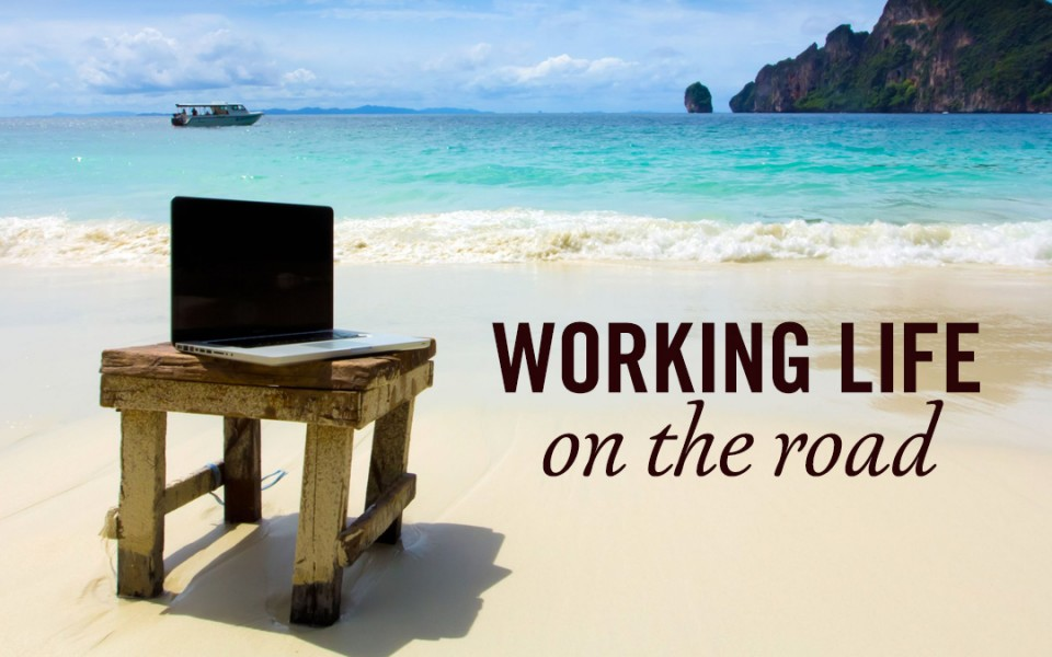 How to Travel the World while Freelancing | Just Globetrotting