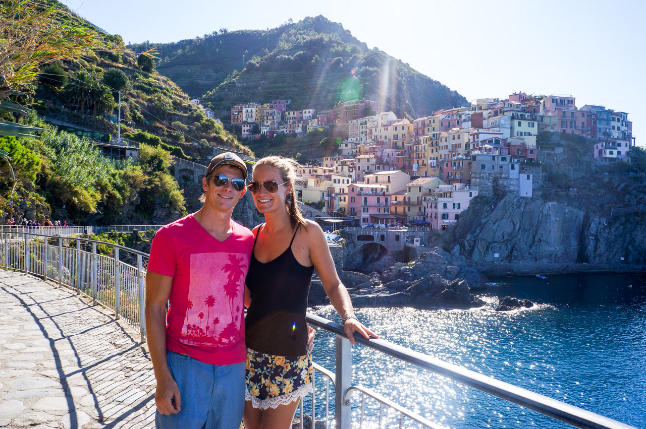 Cinque Terre Italy Detailed Travel Guide Just Globetrotting