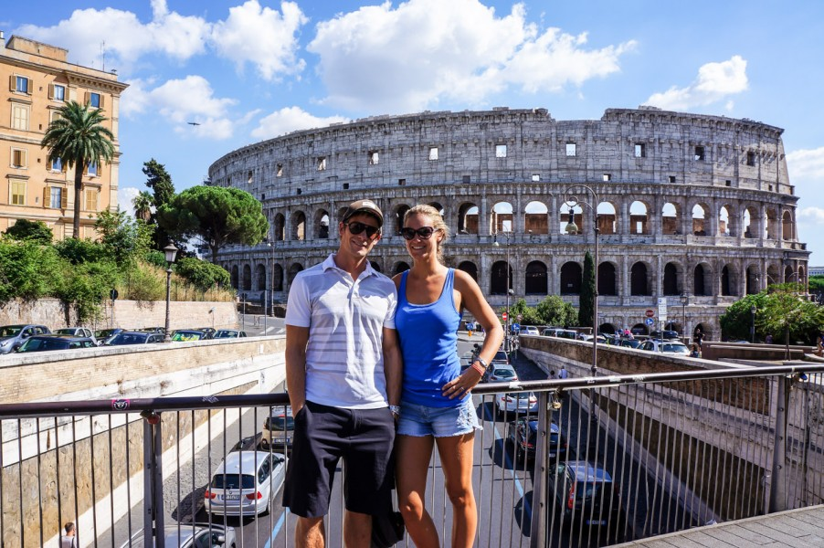 Colosseum - Jacob & Emily Cass