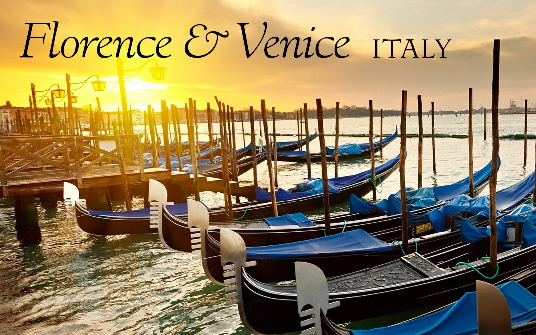 Florence & Venice, Italy