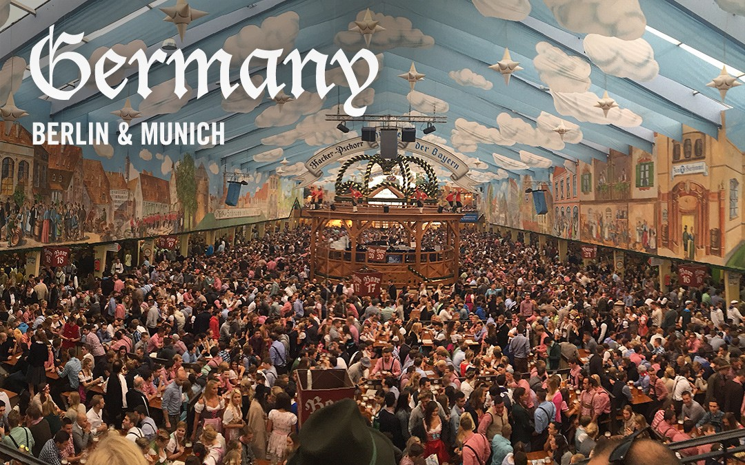 Berlin, Munich & Oktoberfest, Germany