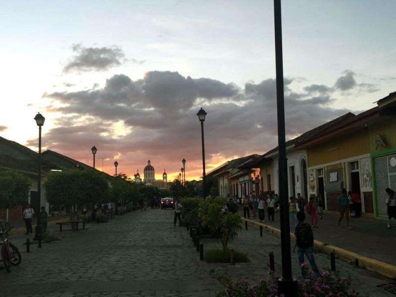 Granadas main street