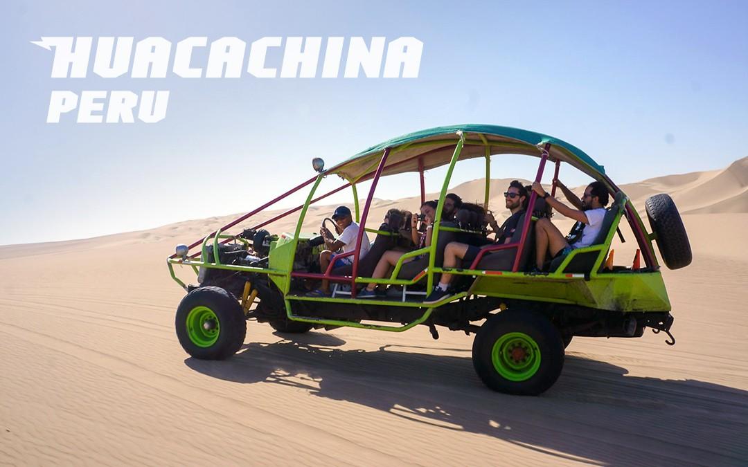 Sandboarding & Dune Buggies in Huacachina, Peru