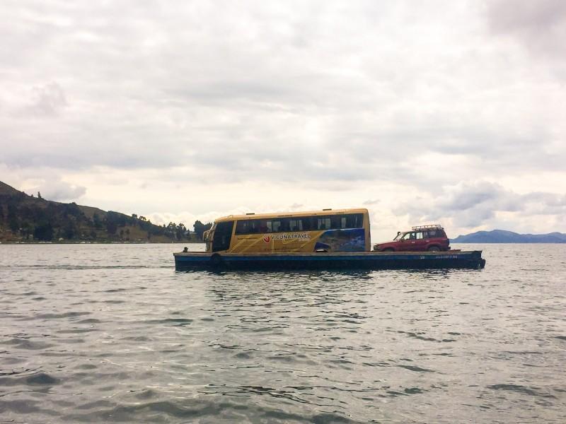 Bus ferry