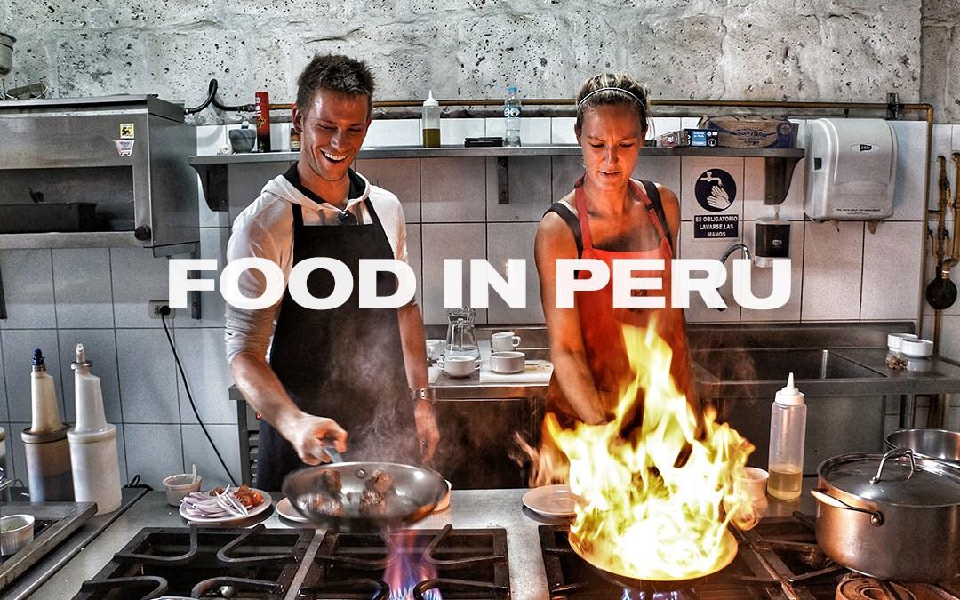 Food of Peru!