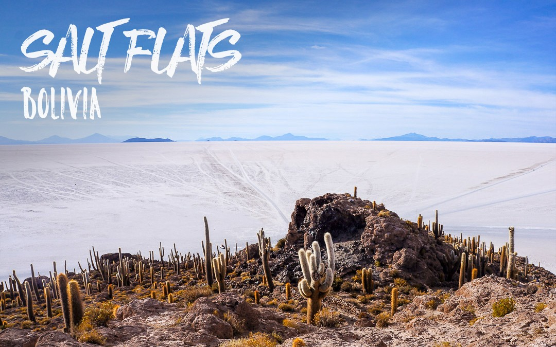 The Jaw-Dropping Uyuni Salt Flats, Bolivia