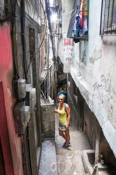 Favela Alleys