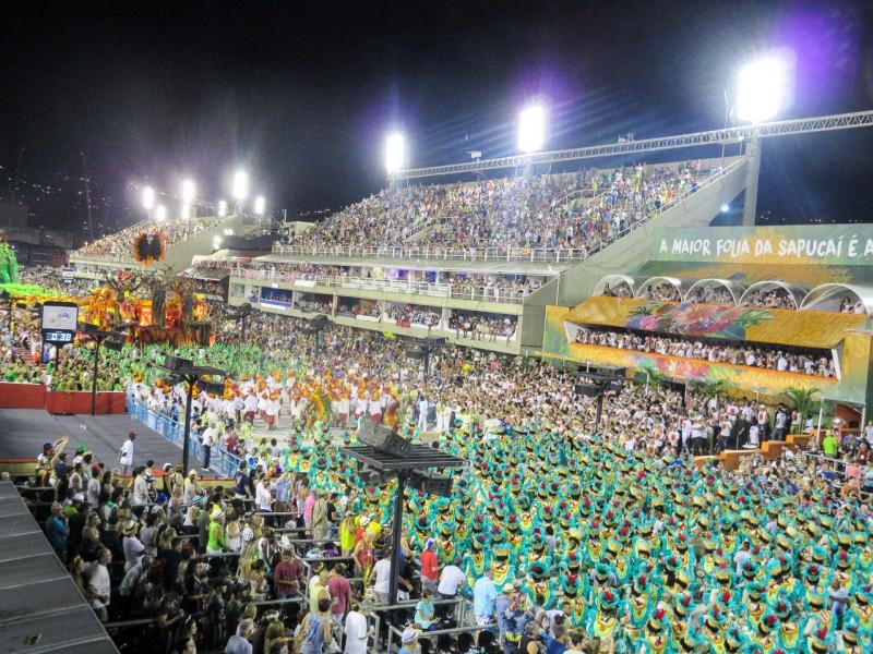 Carnival Sambadrome