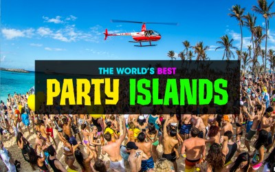The Top Best Beach Party Islands, Worldwide