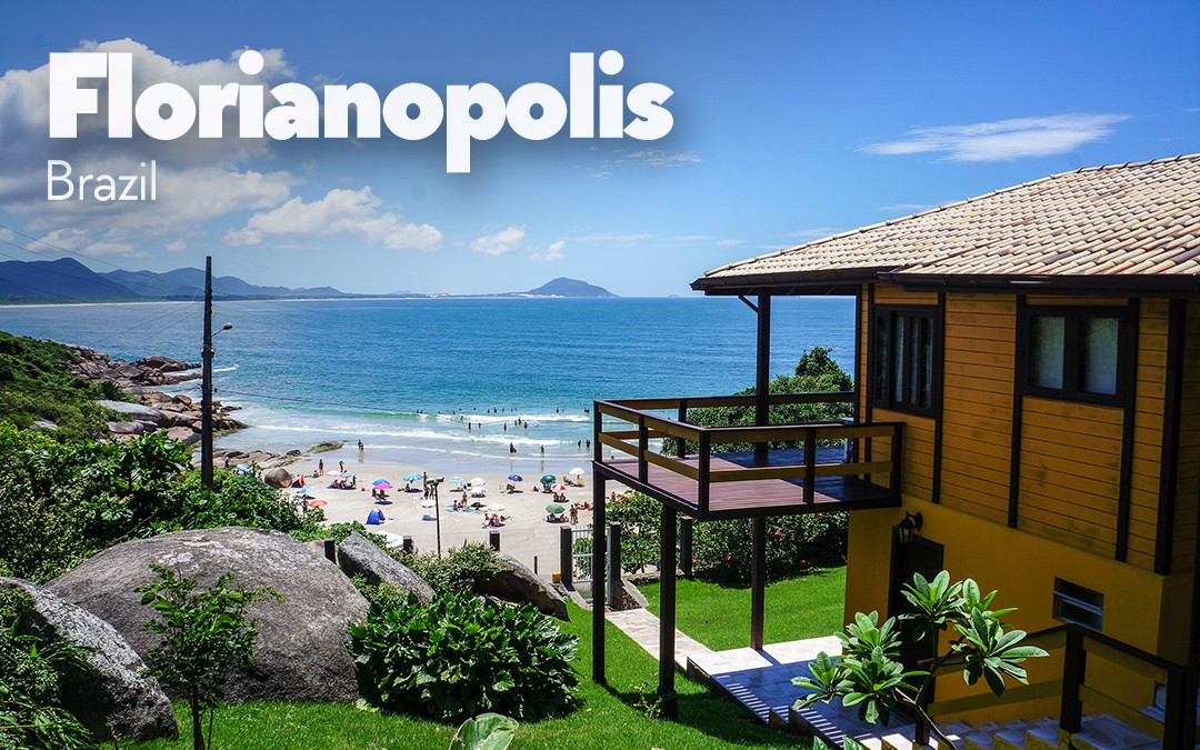 The Beauty of Florianopolis, Brazil