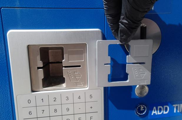 Debit Card Skimmed