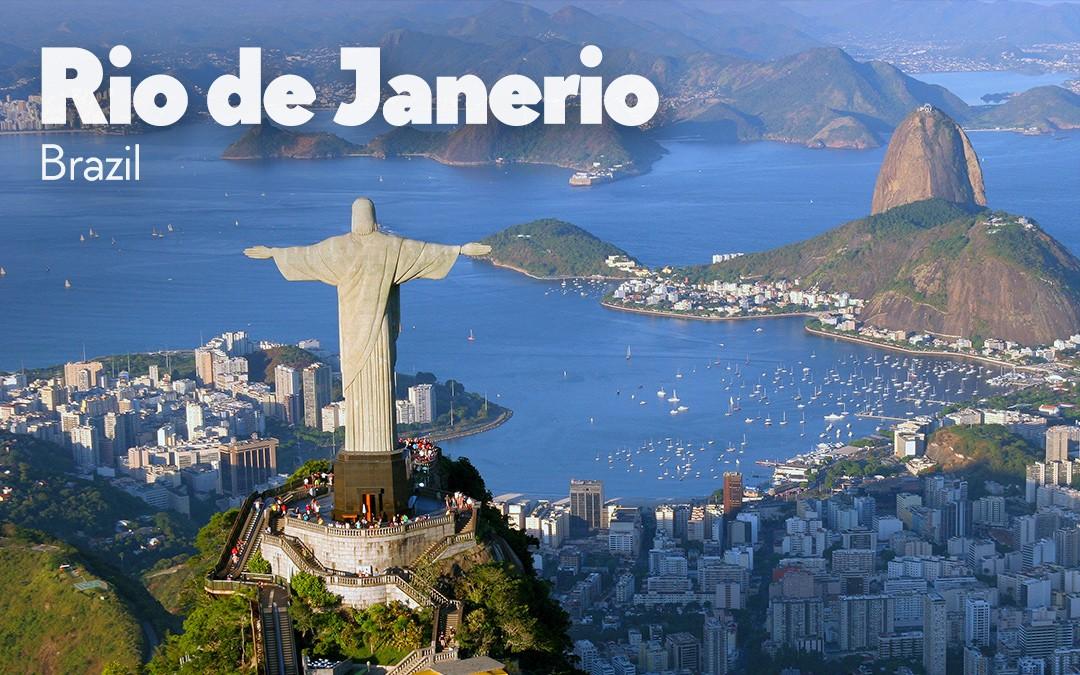 The Best of Rio de Janerio, Brazil