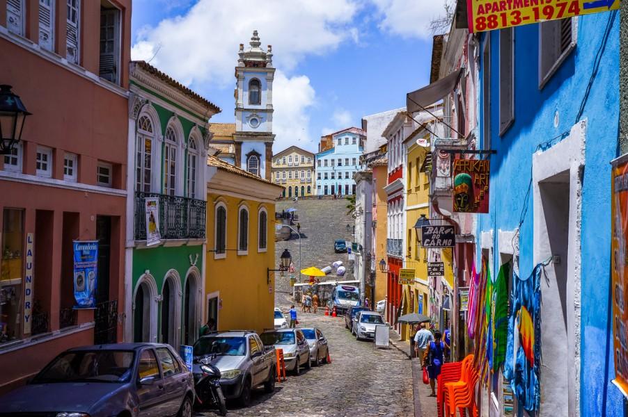 Salvador Streets