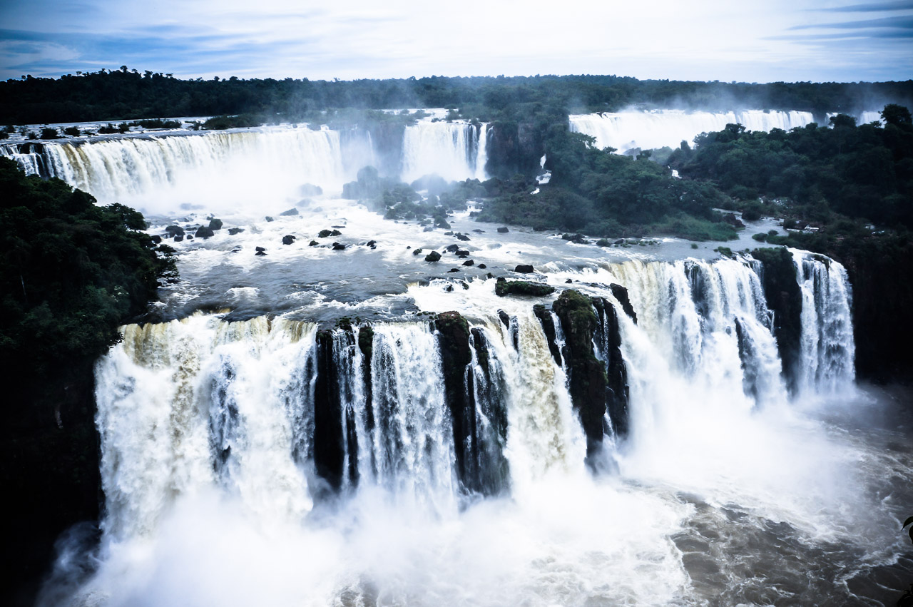 The Ultimate Guide To Iguazu Falls Both Sides Just