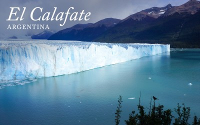 The Glaciers of Patagonia, Argentina