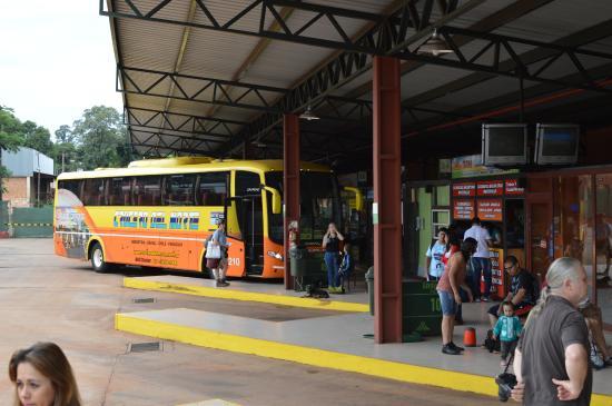 Bus Terminal Puerto Iguazu