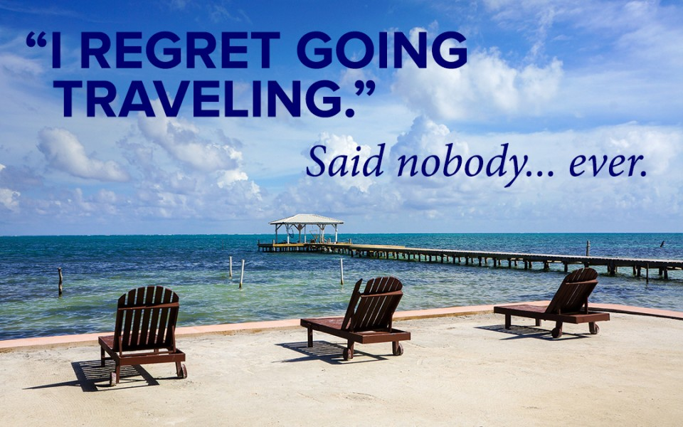 Travel Regret Meme