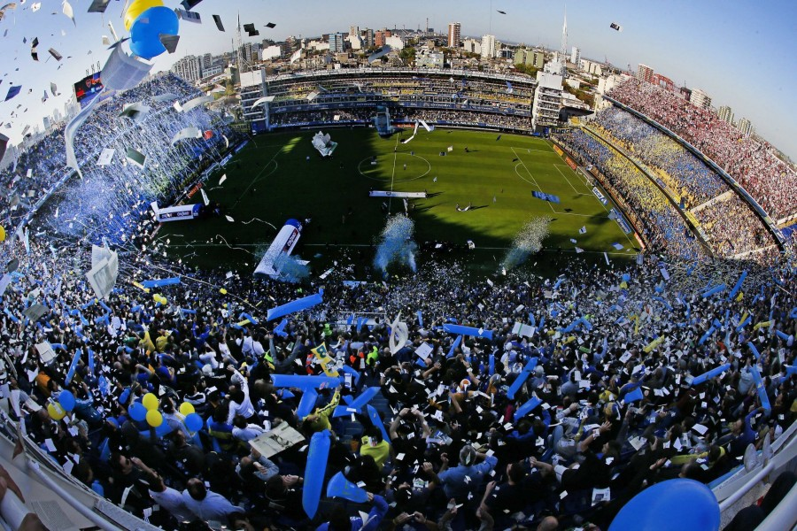 Boca Juniors (photo credit:.taringa.net)