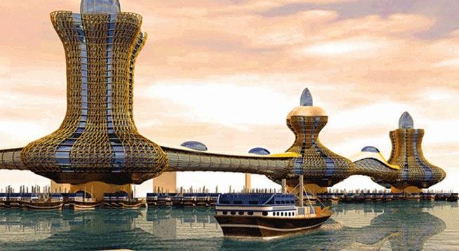 Aladdin City Dubai