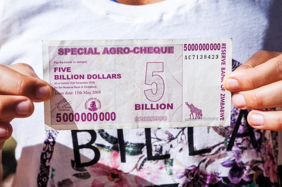 5 Billion Dollars
