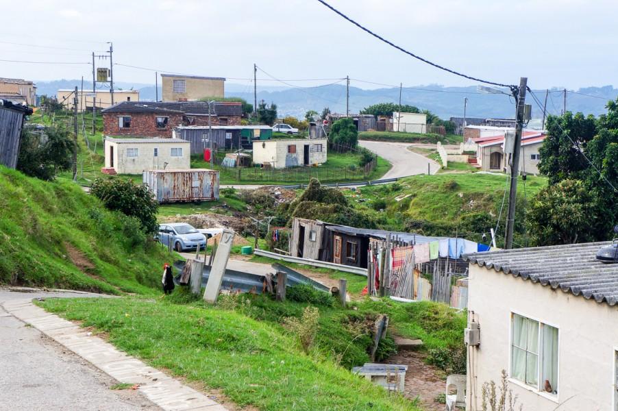 Township in Kynsna