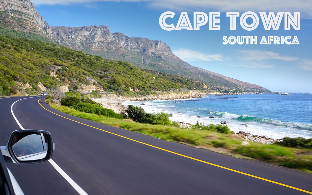 Cape Town, The Heart of South Africa