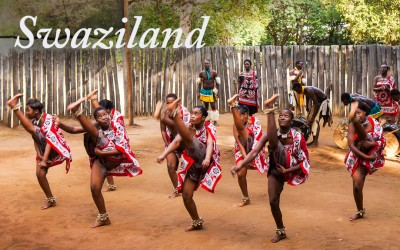 A Short Stop in Swaziland, Africa