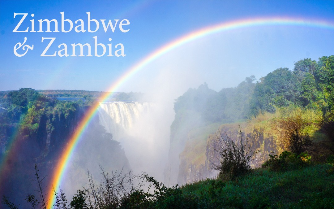 Touring through Zimbabwe & Zambia, Africa