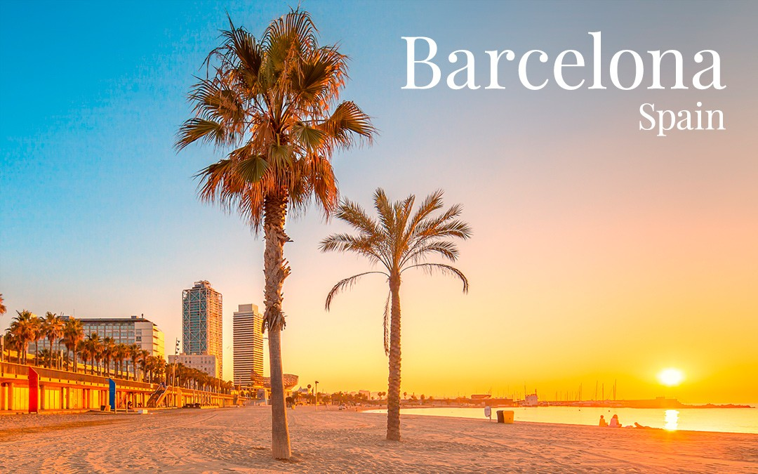 Spending a Summer in Barcelona