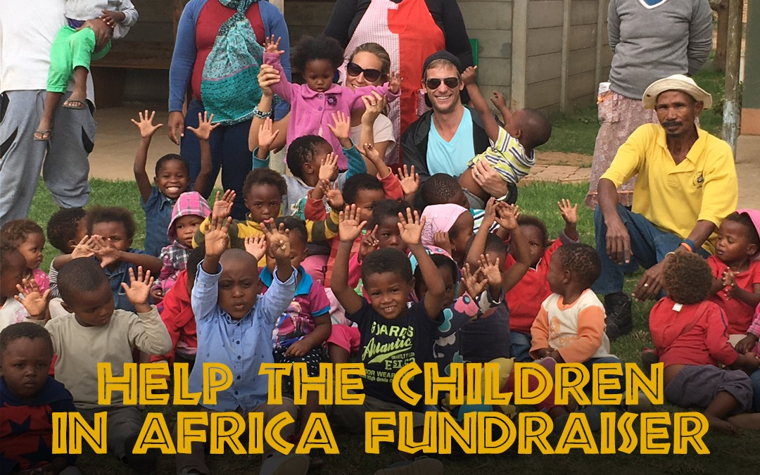 Help the Children in Africa Fundraiser. Please Donate!