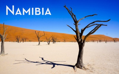 Road Tripping Namibia, Africa