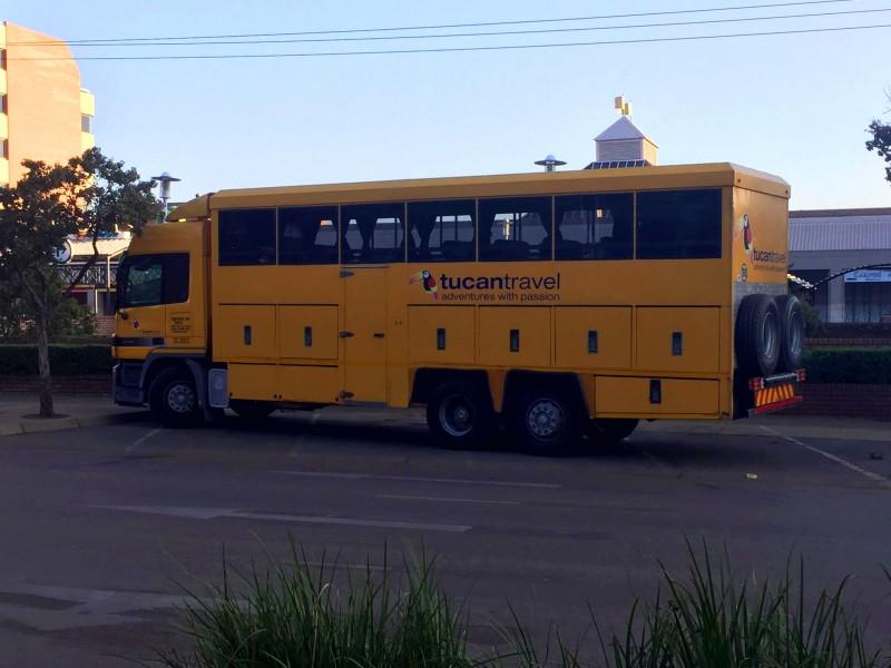 Tucan Bus