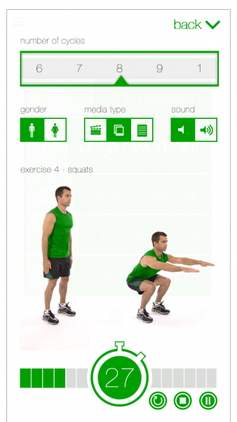 7 Minute Work Out