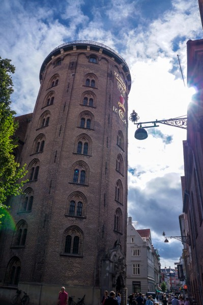 TheRround Tower