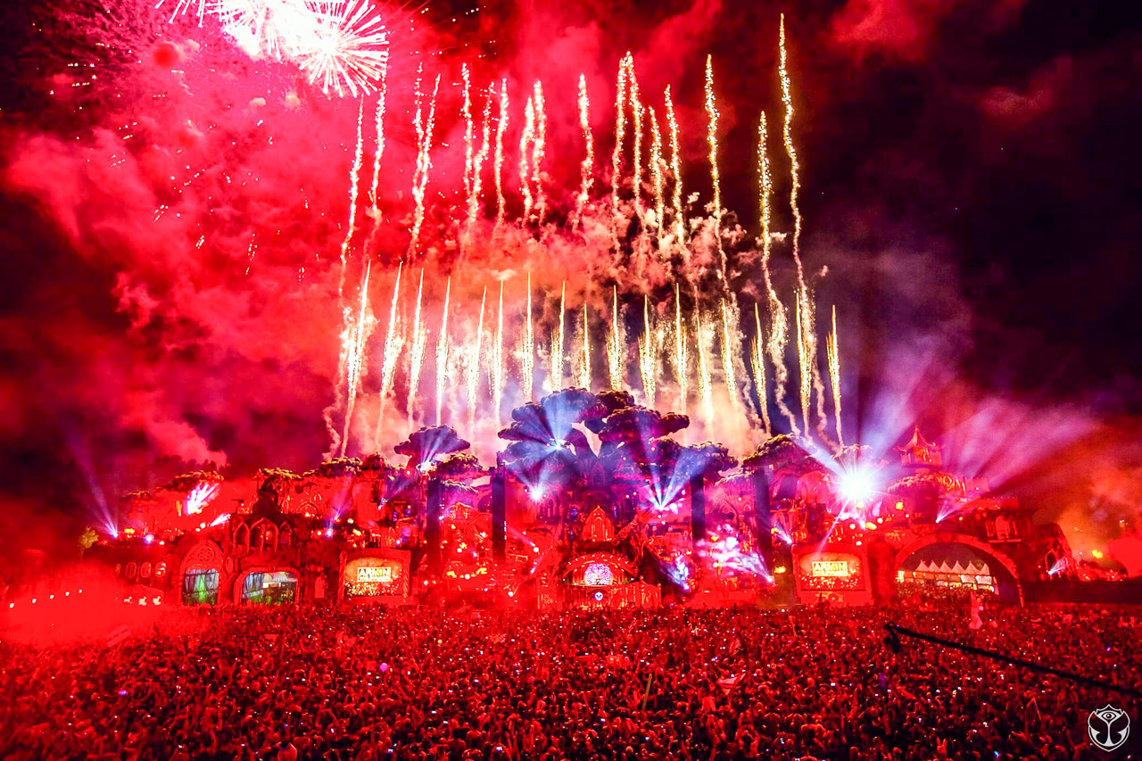 the tomorrowland festival of belgium It's boom times for boom as vast crowds flock to belgium's tomorrowland music festival, bruno boelpaep reports.