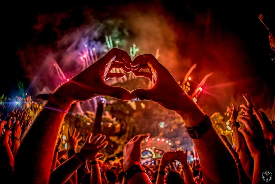 Tomorrowland 2016