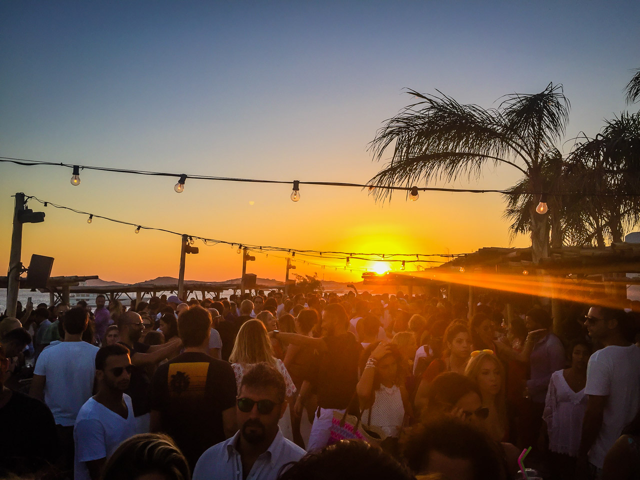 Best Island Beaches For Partying Mykonos St Barts: Travel & Party Guide For Mykonos, Greece