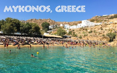 Tips & Party Guide for Mykonos, Greece