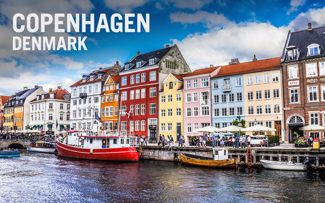 Biking Through Copenhagen, Denmark in a Day