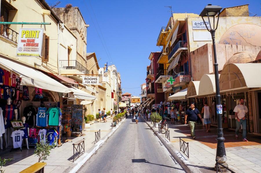 Chania Town