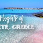 Highlights of Crete